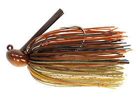 Brown Craw Luke Clausen Casting Jig
