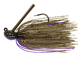 Green Pumpkin Candy Luke Clausen Casting Jig
