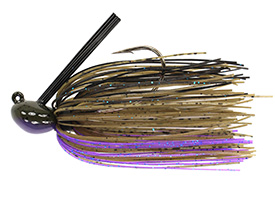 Purple Pond Bug Luke Clausen Casting Jig