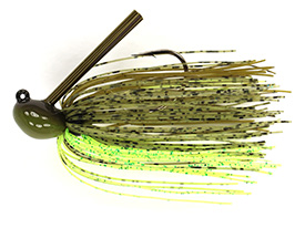Dirty Chartreuse Luke Clausen Casting Jig