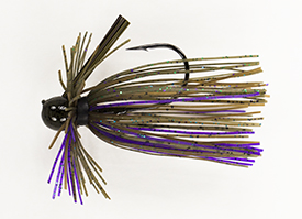Green Pumpkin Candy Luke Clausen Finesse Jig