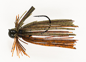 Kentucky Craw Luke Clausen Finesse Jig