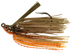 Alabama Craw No-Jack Swim Jig