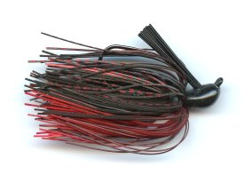 Black & Red Pitchin' Jig