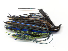 Black Emerald Pitchin' Jig