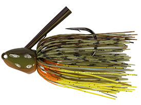 Bluegill No-Jack Punchin' Jig