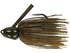 Green Pumpkin No-Jack Punchin' Jig
