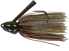 Magic Craw Red No-Jack Punchin' Jig