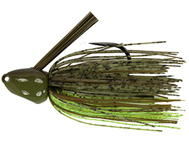 Dirty Chartreuse No-Jack Punchin' Jig