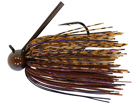 PB & J Skirted Football Jig