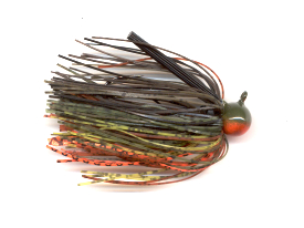 Rusty Craw Skirted Football Jig
