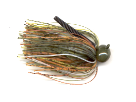 Summer Craw Skirted Football Jig