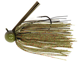 Watermelon Red Flake Tour Level Finesse Football Jig
