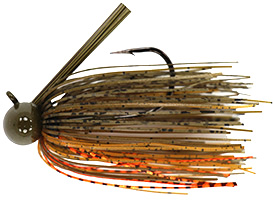 Alabama Craw Tour Level Skirted Football Jig