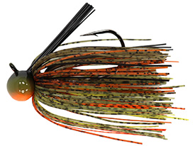 Rusty Craw Tour Level Skirted Football Jig