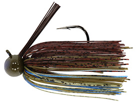 Tour Level Skirted Football Jigs