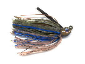 Blue Craw Tour Level No-Jack Flippin' Jig