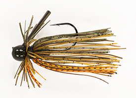 Alabama Craw Luke Clausen Finesse Jig