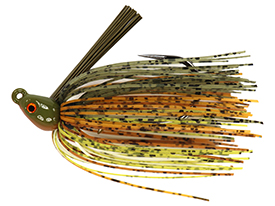 Summer Craw No-Jack Swim Jig