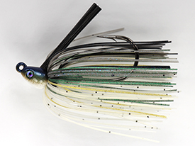 Tennessee Shad No-Jack Swim Jig
