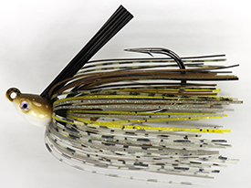 Threadfin Shad No-Jack Swim Jig